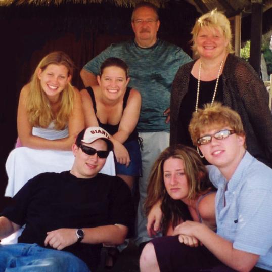 14 family in Lido italy